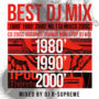 BEST DJ MIX 80′ 90′ 00′ OFFICIAL MIXCD リリース