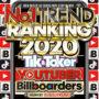NO.1 TREND RANKING 2020 リリース